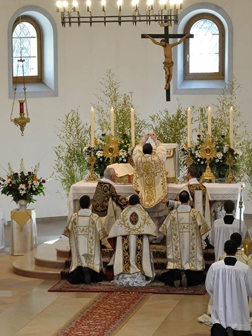Resultado de imagen para sainte messe marcel lefebvre
